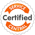 Certified by Service Central